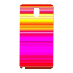 Colour Lines Samsung Galaxy Note 3 N9005 Hardshell Back Case