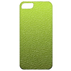 Green Lines Apple Iphone 5 Classic Hardshell Case