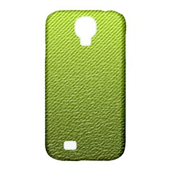 Green Lines Samsung Galaxy S4 Classic Hardshell Case (PC+Silicone)