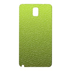 Green Lines Samsung Galaxy Note 3 N9005 Hardshell Back Case
