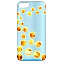 Fire Bubbles Apple iPhone 5 Classic Hardshell Case
