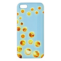Fire Bubbles Apple iPhone 5 Premium Hardshell Case