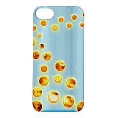 Fire Bubbles Apple iPhone 5S Hardshell Case