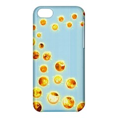 Fire Bubbles Apple iPhone 5C Hardshell Case