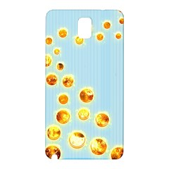 Fire Bubbles Samsung Galaxy Note 3 N9005 Hardshell Back Case