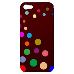 Bubbles Apple iPhone 5 Hardshell Case