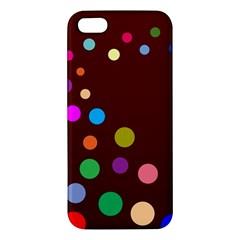 Bubbles iPhone 5S Premium Hardshell Case