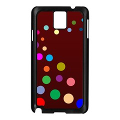 Bubbles Samsung Galaxy Note 3 N9005 Case (Black)