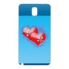 Hearts Samsung Galaxy Note 3 N9005 Hardshell Back Case