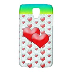 Hearts 2 Samsung Galaxy S4 Active (I9295) Hardshell Case