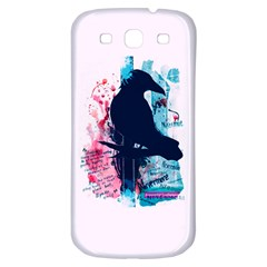 Qouth The Raven   Answer Your Phone  Samsung Galaxy S3 S Iii Classic Hardshell Back Case