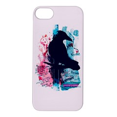 Qouth The Raven   Answer Your Phone  Apple Iphone 5s Hardshell Case