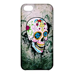 sUGAR sKULL Apple iPhone 5C Hardshell Case