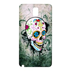 sUGAR sKULL Samsung Galaxy Note 3 N9005 Hardshell Back Case