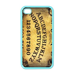 Call me on my Ouija Board Apple iPhone 4 Case (Color)