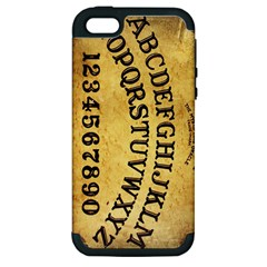 Call Me On My Ouija Board Apple Iphone 5 Hardshell Case (pc+silicone)