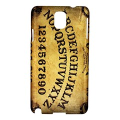 Call Me On My Ouija Board Samsung Galaxy Note 3 N9005 Hardshell Case