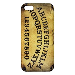 Call me on my Ouija Board iPhone 5S Premium Hardshell Case