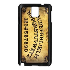 Call me on my Ouija Board Samsung Galaxy Note 3 N9005 Case (Black)