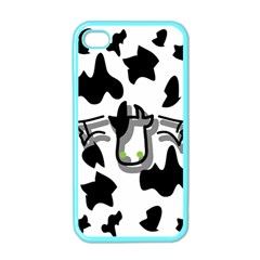 Moo Cow Apple Iphone 4 Case (color)