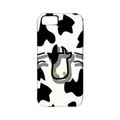 Moo Cow Apple Iphone 5 Classic Hardshell Case (pc+silicone)