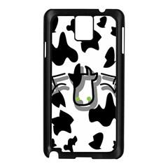 Moo Cow Samsung Galaxy Note 3 N9005 Case (black)