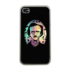 Poe & The Ravens Apple Iphone 4 Case (clear)