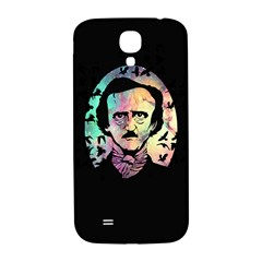 Poe & The Ravens Samsung Galaxy S4 I9500/i9505  Hardshell Back Case
