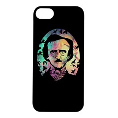 Poe & The Ravens Apple Iphone 5s Hardshell Case