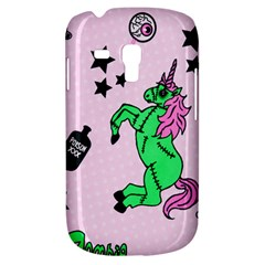 Zombie Unicorn Samsung Galaxy S3 Mini I8190 Hardshell Case