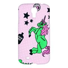 Zombie Unicorn Samsung Galaxy S4 I9500/i9505 Hardshell Case