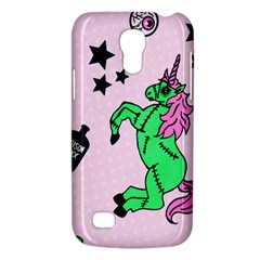 Zombie Unicorn Samsung Galaxy S4 Mini (GT-I9190) Hardshell Case
