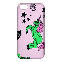 Zombie Unicorn Apple iPhone 5C Hardshell Case