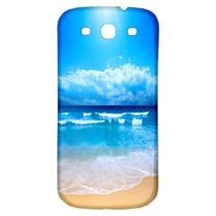 look at your phone and relax Samsung Galaxy S3 S III Classic Hardshell Back Case