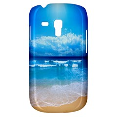 look at your phone and relax Samsung Galaxy S3 MINI I8190 Hardshell Case