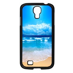 look at your phone and relax Samsung Galaxy S4 I9500/ I9505 Case (Black)