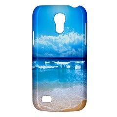 look at your phone and relax Samsung Galaxy S4 Mini (GT-I9190) Hardshell Case