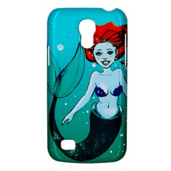 Mermaid Greetings Samsung Galaxy S4 Mini (gt I9190) Hardshell Case