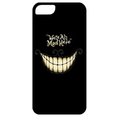 We Are All Mad Here Apple Iphone 5 Classic Hardshell Case