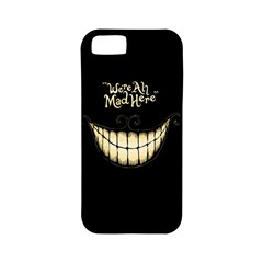 We Are All Mad Here Apple iPhone 5 Classic Hardshell Case (PC+Silicone)