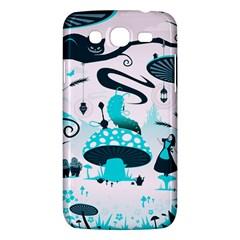 Wonderland Samsung Galaxy Mega 5.8 I9152 Hardshell Case