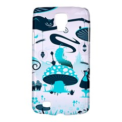 Wonderland Samsung Galaxy S4 Active (I9295) Hardshell Case