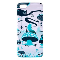 Wonderland iPhone 5S Premium Hardshell Case