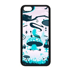 Wonderland Apple iPhone 5C Seamless Case (Black)