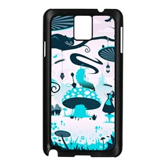 Wonderland Samsung Galaxy Note 3 N9005 Case (Black)