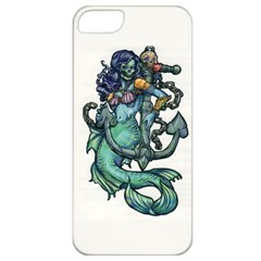 Zombie Mermaid Apple iPhone 5 Classic Hardshell Case