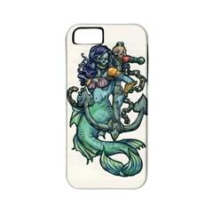 Zombie Mermaid Apple iPhone 5 Classic Hardshell Case (PC+Silicone)