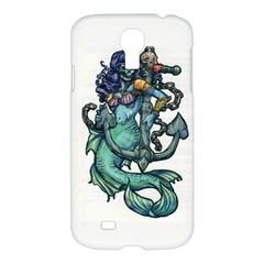 Zombie Mermaid Samsung Galaxy S4 I9500/I9505 Hardshell Case