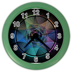 Pi Visualized Wall Clock (Color)
