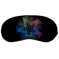 Pi Visualized Sleeping Mask